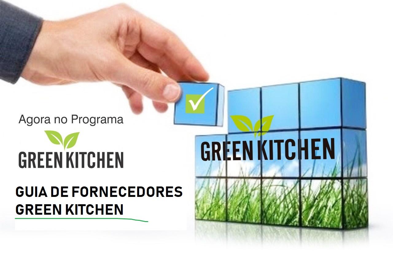 Guia de Fornecedores Green Kitchen